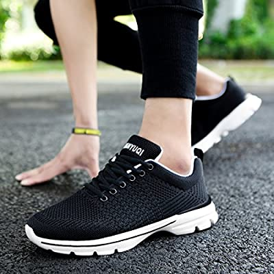 eyeones Stylish Unisex Running Sneakers Athletic Outdoor Sports Shoes