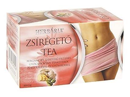Schlaraffia herbaria nkheits té & Peso Pérdida de dietas té con café verde & Jengibre para