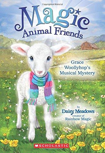 (Grace Woollyhop's Musical Mystery (Magic Animal Friends))