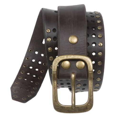 Brass Womens Belt Buckle - 1 1/2