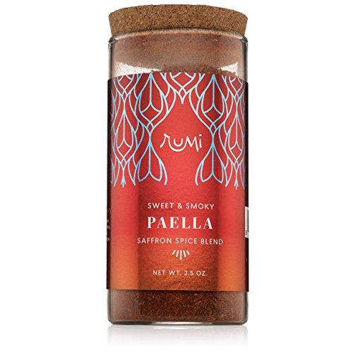 Chicken Rice Saffron (Paella Spice Blend)