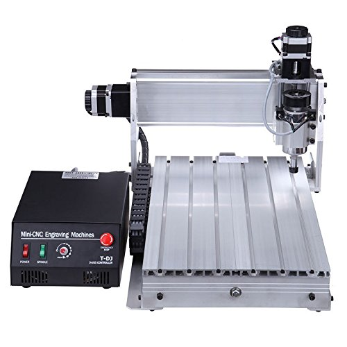 ChinaCNCzone 4030 4-axis CNC Router Engraver (800 W)