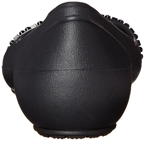 Strass Black Cap black Crocs Toe Plat q8fnZY