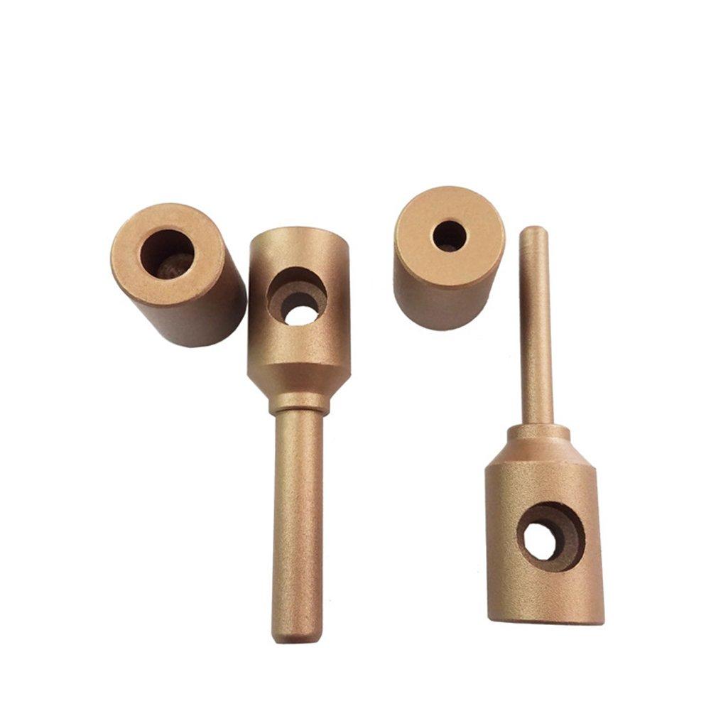 ZLUCK Water Pipe Repair Tools, Leak - Mending, Hole - Mending, Fuser, Welding Die, Glue Stick Repair Tools, PE/PPR / Pb/PVC Small-Scale Welding Pipe Repair Work (7 Mm - 11 Mm),A by ZLUCK (Image #4)