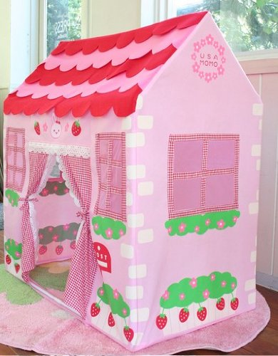 NowAdvisor®Pink Red Pop Up Play Tent Princess Childs Kids Square Play House Easy to Install Amazon.co.uk Toys u0026 Games & NowAdvisor®Pink Red Pop Up Play Tent Princess Childs Kids Square ...