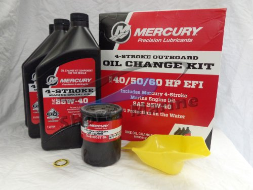 Mercury 4 Stroke Oil - 2