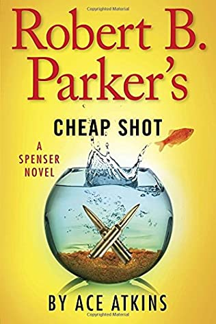 book cover of Cheap Shot