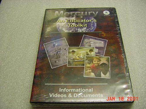 Dvd Of Mercury An Educators Toolkit  Informational Videos And Documents