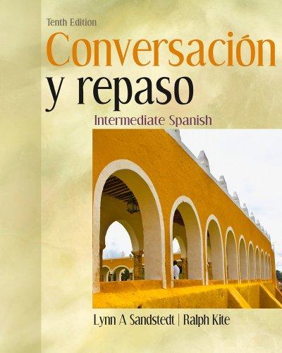 Conversacion y repaso (Intermediate Spanish Series) Pdf
