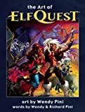 Book - The Art of Elfquest