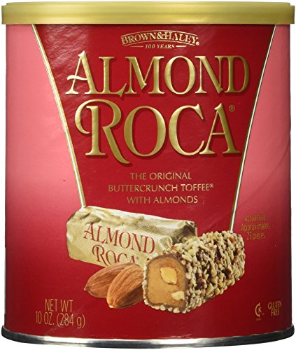 (Brown and Haley Almond Roca 10 OZ Can (2 Pack))