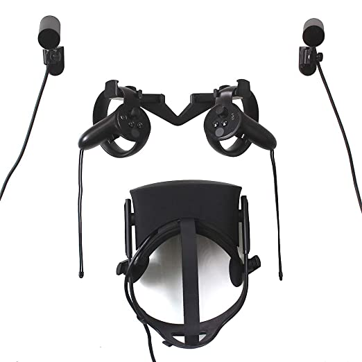 9499ea999d2e AMVR VR Wall Hook Stand Mount for Oculus Rift Headset and Touch and Sensor   Amazon.ca  Computer and Video Games