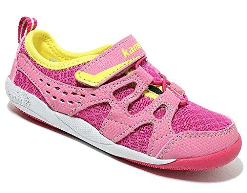 Kamik CRUISER Kinder Sportschuhe Turnschuhe Freizeitschuhe Sneaker Dark Pink