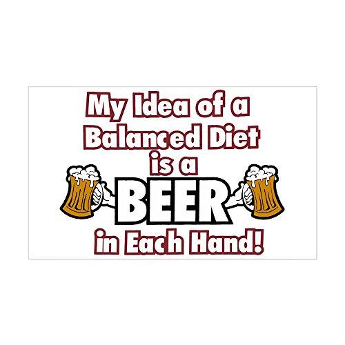 sticker-rectangle-my-idea-balanced-diet-beer-each-hand