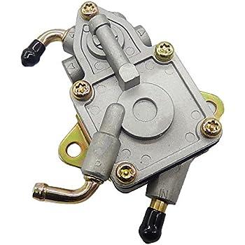 VAC Fuel Pump Fits YAMAHA Rhino 450 660 UTV YXR450//660 5UG-13910-01-0  E3