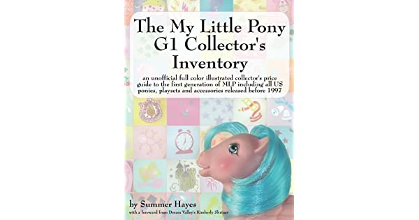 The My Little Pony G1 Collector\'s Inventory: An Unofficial Full ...