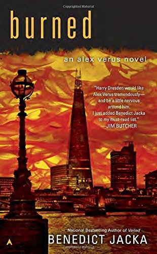 Burned (An Alex Verus Novel)