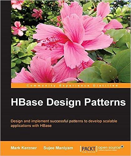Hbase design patterns mark kerzner sujee maniyam ebook amazon hbase design patterns kindle edition fandeluxe Choice Image