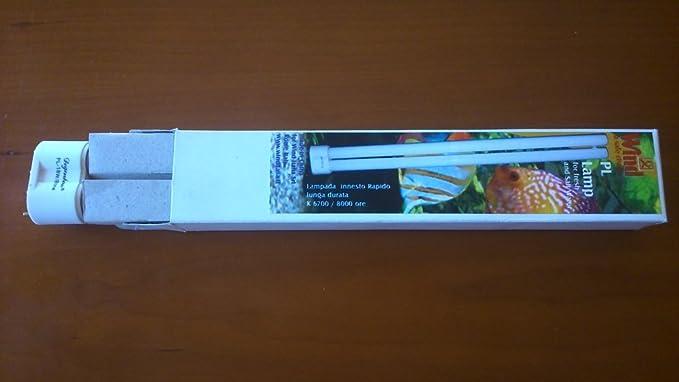 Wind lampada pl pin blu w k per acquario amazon