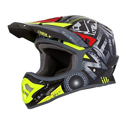 O'Neal 3Series Helium Motocross Helm MX MTB FR DH All Mountain Bike...