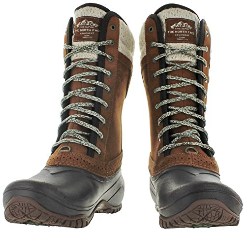 Toile Botte Marron D'hiver Tall The Ii Femmes Shellista Face North wWTqSY