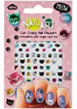 Nail Art Nail Stickers - Cat Crazy