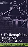 img - for A Philosophical Essay on Probabilities by Pierre Simon Marquis de Laplace (2007-04-15) book / textbook / text book