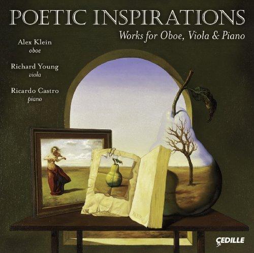 (Poetic Inspirations : Works for Ob Va & Pno)