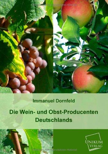 Die Wein- und Obst-Producenten Deutschlands