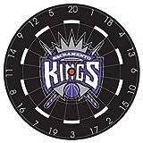 NBA Sacramento Kings 18'' Bristle Steel Tip Dart Board-Limited Quantity!!