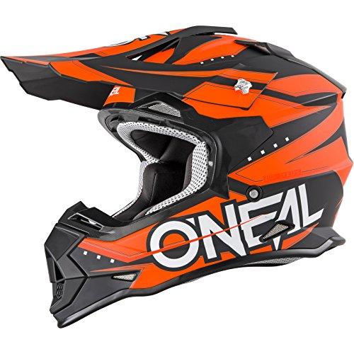O'Neal 2Series RL MX Helm Slingshot Orange Moto Cross Enduro Quad Offroad DH, 0200-05, Größe 2XL