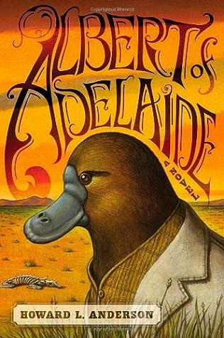 book cover of Albert of Adelaide