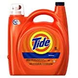 Tide HE Turbo Clean Liquid Laundry Detergent, Original Scent, 4.43 L (96 Loads)
