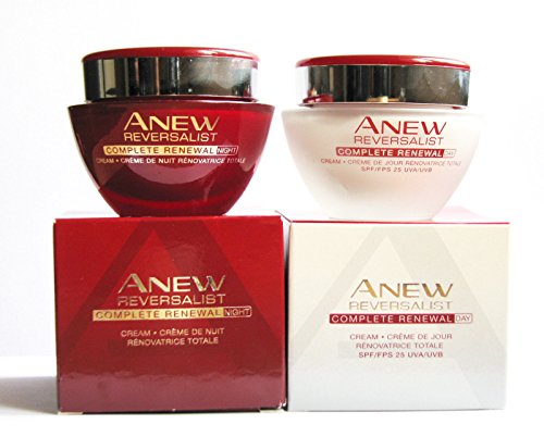 AVON Anew Reversalist Complete Renewal : Day Cream + Night C