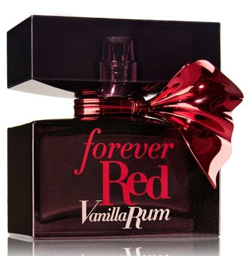 Bath & Body Works Forever Red Vanilla Rum Perfume 2.5 Oz Eau De Parfum Spray