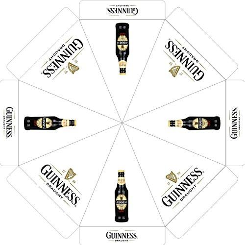 Guinness Draught Beer 9 ft Patio Market Umbrella (Umbrella Guinness Patio)