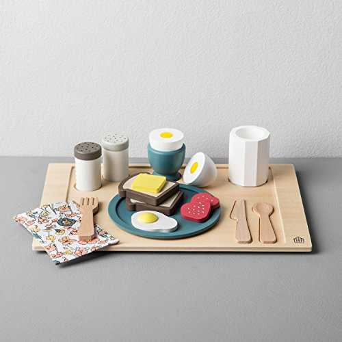 Hearth & Hand with Magnolia Wooden Toy Breakfast -