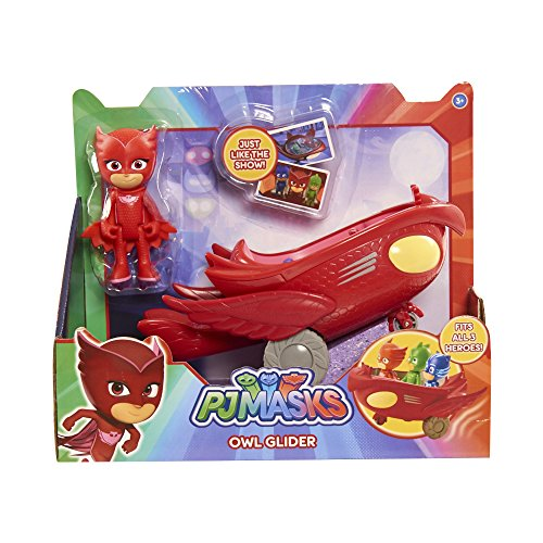 PJ Masks Owlette Flyer Vehicle