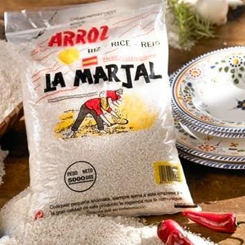 La Marjal - Arroz de paella extra grande (bolsa de 11.0 lbs ...