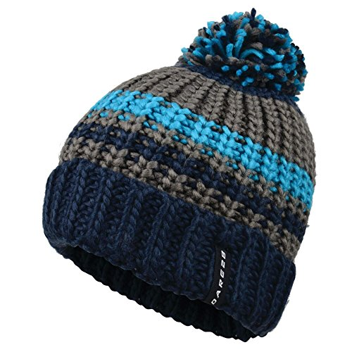 Lined Admiral Acrylic Dare Hat Out 2b Fleece Blue Mens Beanie Rule Knot vBZq0Bx
