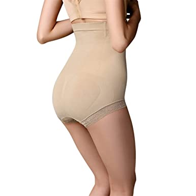 f045f2feb ASO-SLING Women Control Panties Invisible Strapless Body Shaper High Waist  Shapewear at Amazon Women s Clothing store