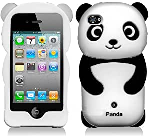 iphone 4s cases amazon panda baby skin soft back cover for 3943