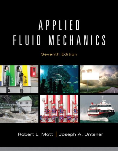 Applied Fluid Mechanics (7th Edition)