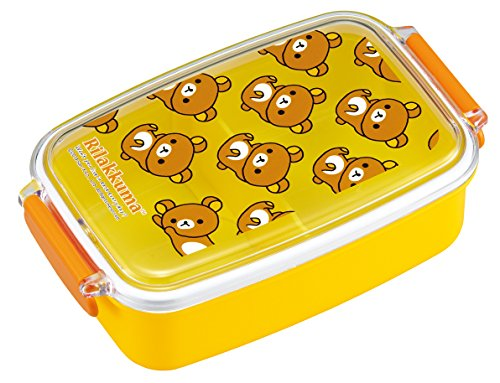 - Rilakkuma (NO.3) lunch box ( with partition ) PL-1R