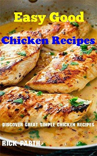 Chicken Rice Soup Recipe - Easy Good Chicken Recipes (Chicken & Rice Recipes,Salads,Soups,Casseroles,Pie,Chicken Breast)