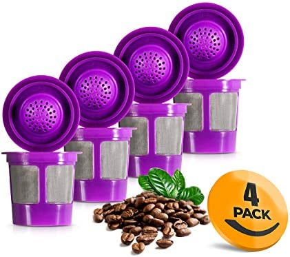 Reusable K Cups Keurig Machines 4 Pack product image