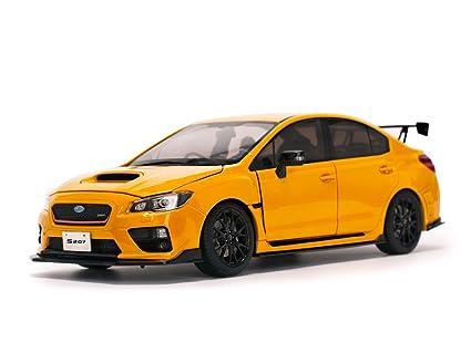 Amazon 2015 Subaru Wrx Sti S207 Nbr Challenge Package Yellow