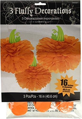 Modern Halloween Pumpkin Fluffies -