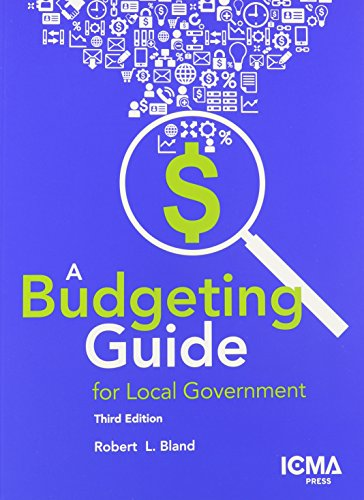 A Budgeting Guide for Local Government