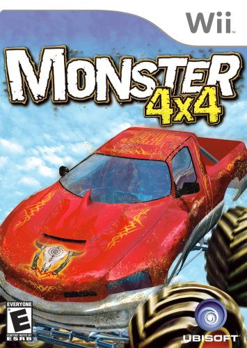 Monster 4x4: World Circuit - Nintendo Wii - Build N Race Wii
